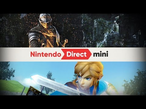 Hyrule Warriors & Dark Souls are Coming to the Nintendo Switch!