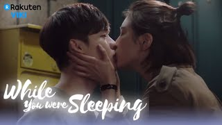 Video While You Were Sleeping - EP7 | Suzy KISSES Lee Jong Suk [Eng Sub] download MP3, 3GP, MP4, WEBM, AVI, FLV September 2018