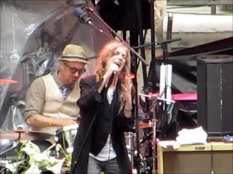 Patti Smith - Arènes de Nîmes - 17 juillet 2013