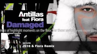 Antillas - Damaged  (Remixes Teaser)