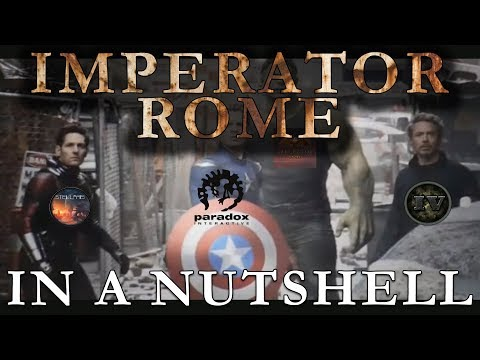 Imperator: Rome in a Nutshell