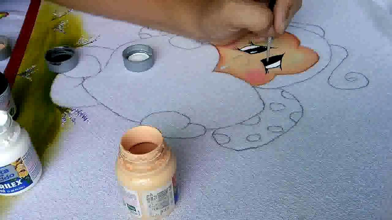 Como Pintar Joaninha Youtube