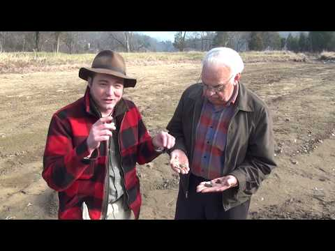 Chasing History: Archaeologist Identifying Pre-Historic Native American Sites W/ Archaeo David Dean