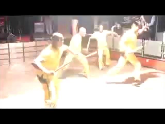 бразильское шоу show brazil capoeira 1