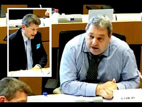 British offshore territories do not want EU interference in their affairs - David Coburn MEP