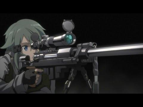 CSO 赫卡特狙擊步槍PGM Hecate II狙擊步槍 - YouTube