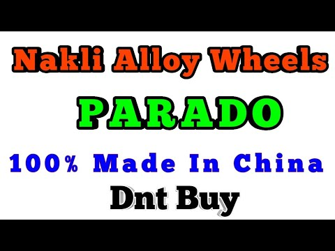 Royal Enfield Accessories | Nakli Parado Alloy Wheels | Home Truth