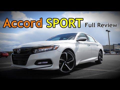 2018 Honda Accord Sport: FULL REVIEW