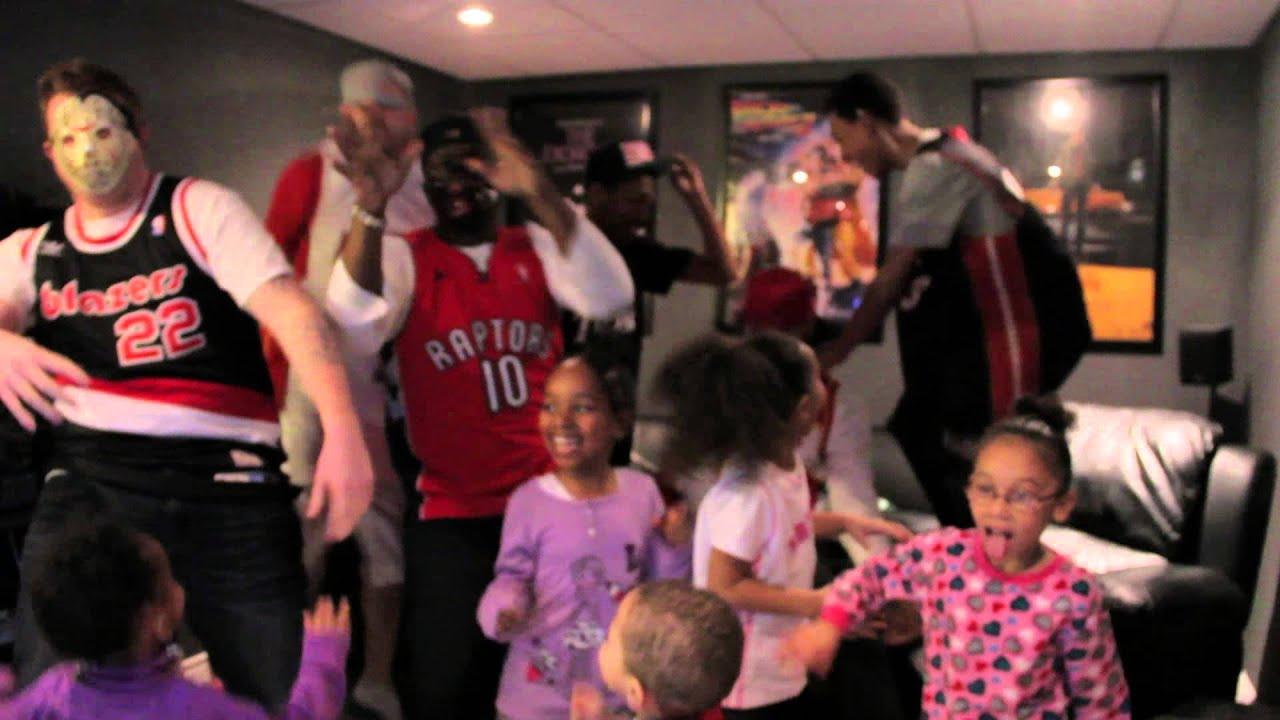 Harlem Shake Kevin Hart - NBA All-Star Celebrity Game MVP ...