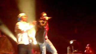 Jala Gatillo-De La Ghetto Live Music Concert Chile 2010