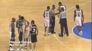 Craziest NBA Fights