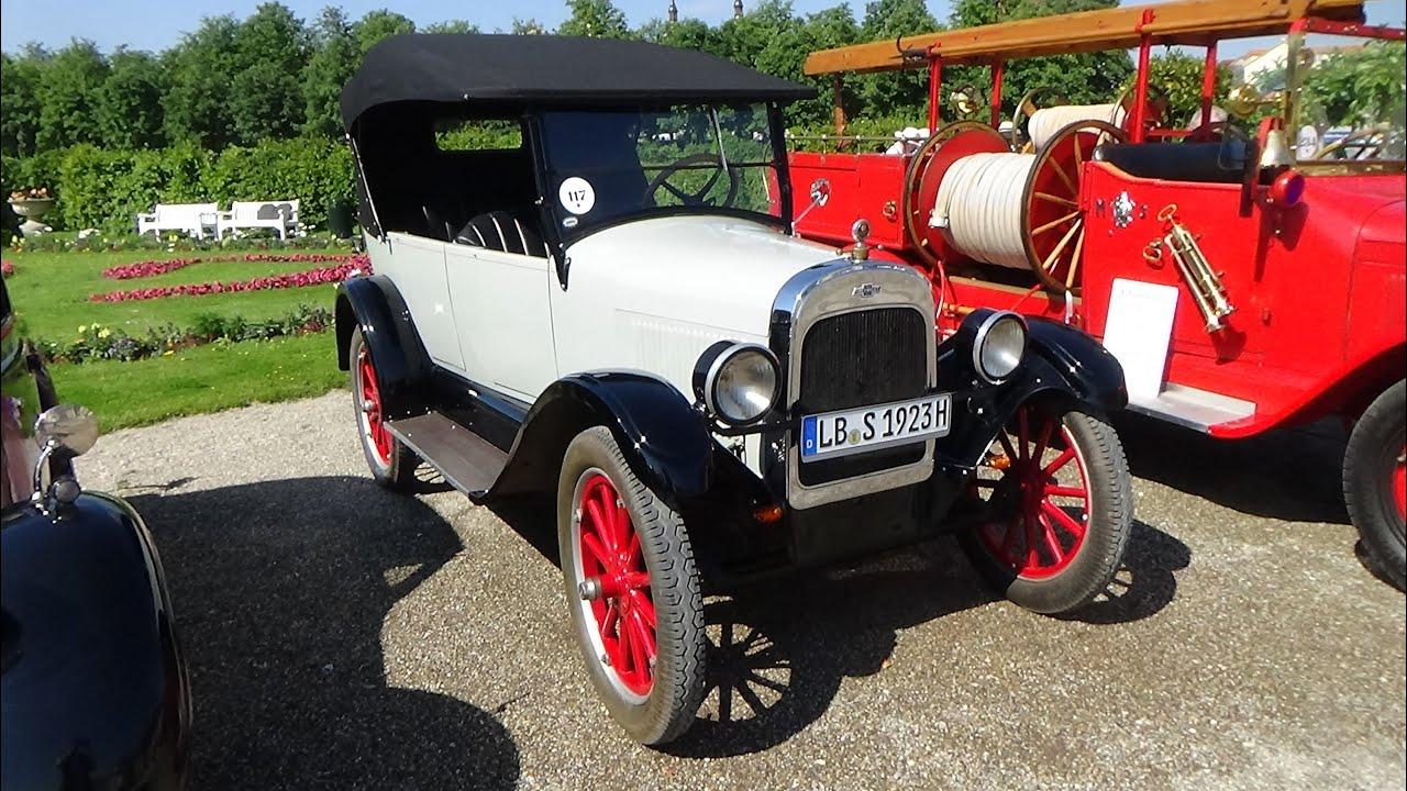 1924 chevrolet serie f exterior and interior retro classics meets barock 2015 ludwigsburg