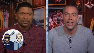 What's next for Raptors after getting swept by Cavaliers? | Jalen & Jacoby | ESPN