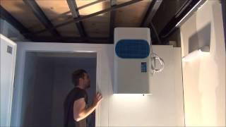 Installation Chambre Froide et Groupe Frigorifique