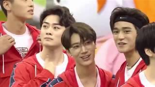 [190714] 2019 iQiyi Fan Fiesta Idol Sports Games - TEN_cut (1)