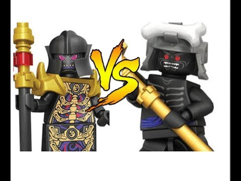 Info ninjago 7 qui est le nouveau m chant de la saison - Ninjago saison 7 ...