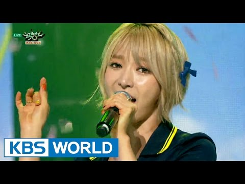 Music Bank - English Lyrics | 뮤직뱅크 - 영어자막본 (2015.07.25)