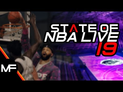 THE STATE OF NBA LIVE 19 | DEFENSIVE IMPROVEMENTS | EP.1
