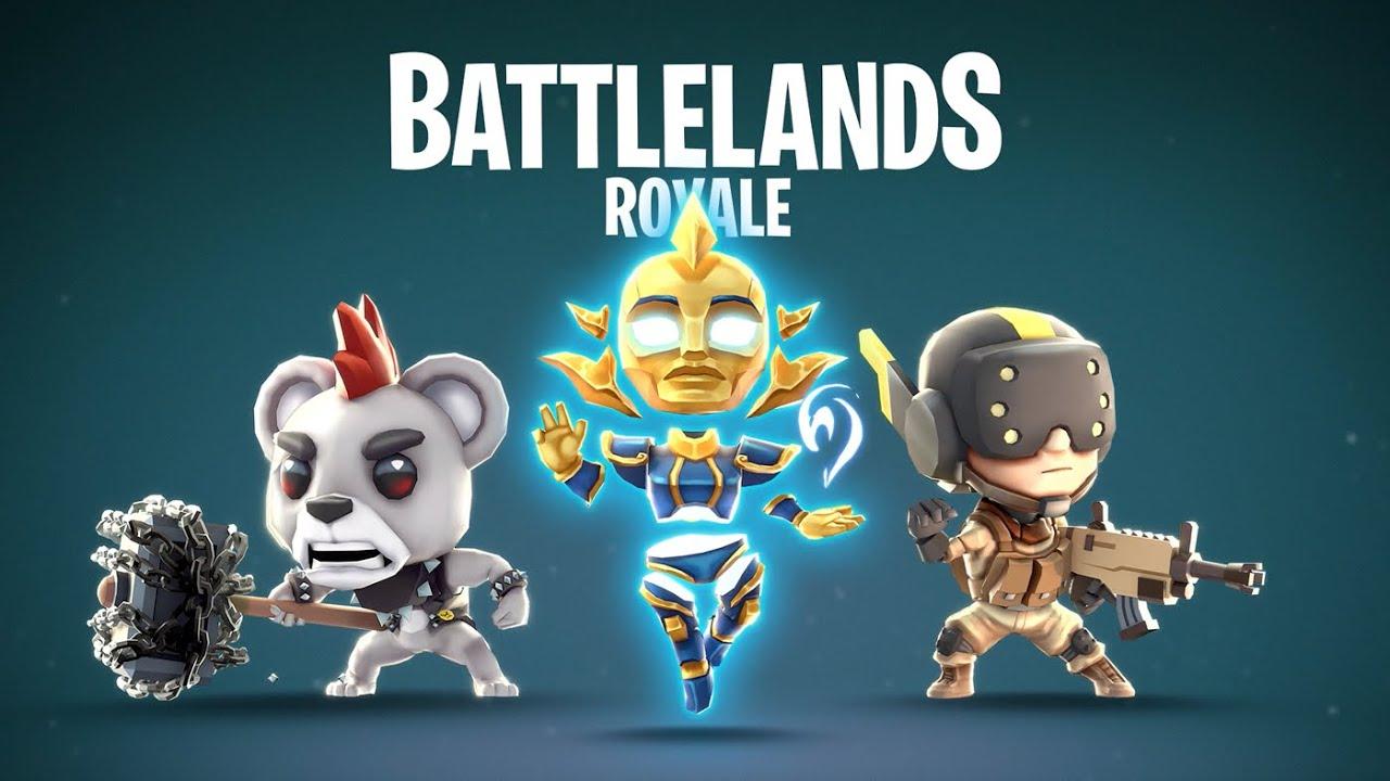 Battlelands Royale - Season 11 Gameplay Trailer - YouTube