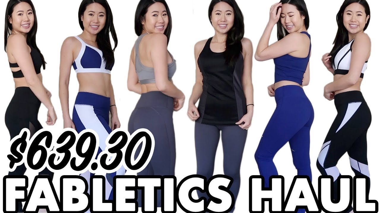 6081e10298244 My Huge  639 Fabletics Gym Clothes Try On Haul