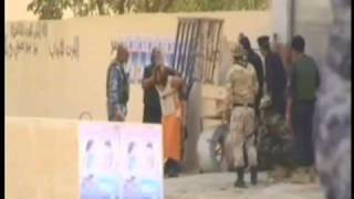 Iraqi Girl Bomber Disarmed