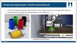 Webinar: Vorstellung industrielle Multimaterial-3D-Drucker Multirap mit 4-Fach-Druckkopf