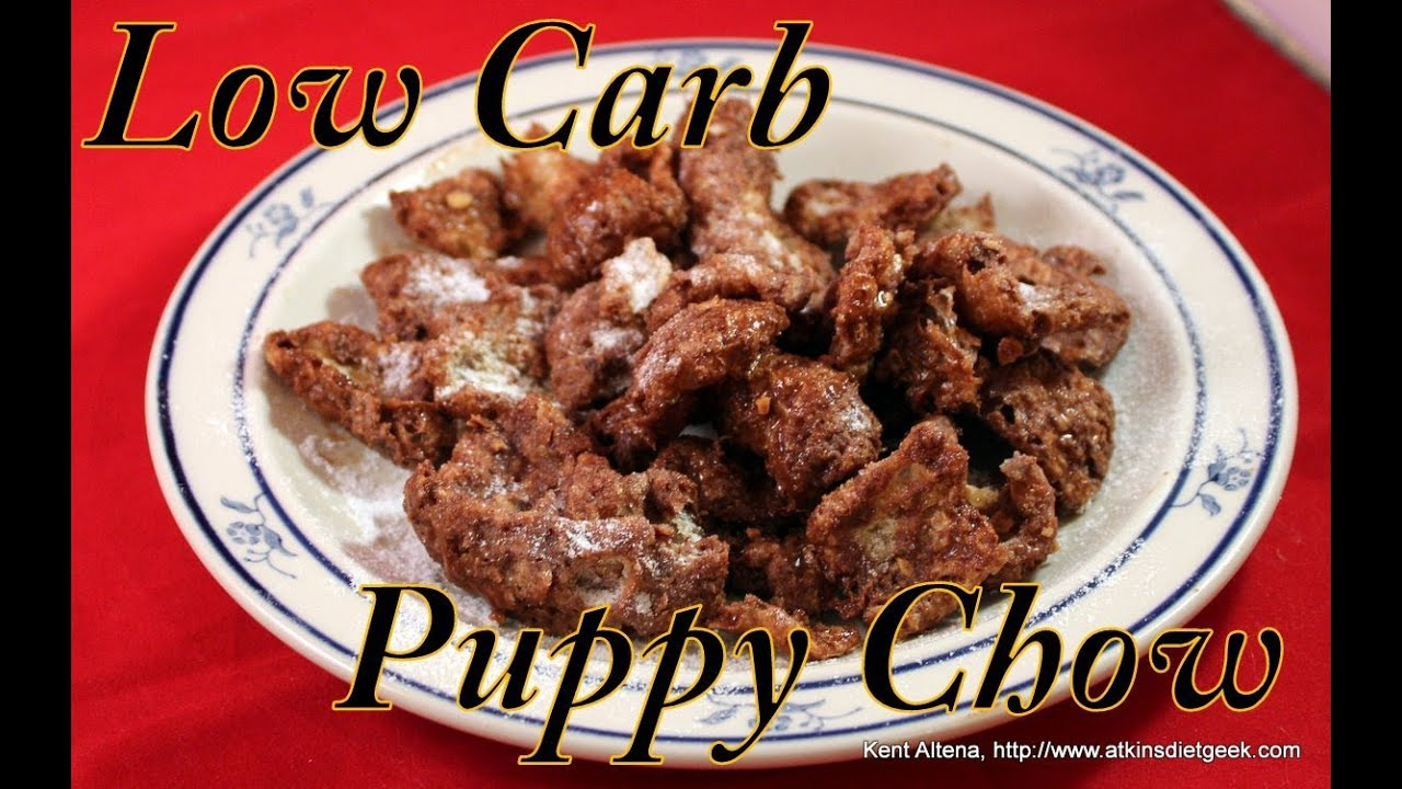 Atkins Low Carb Cake Recipes: Atkins Diet Recipes: Low Carb Puppy Chow (E-IF Or OWL