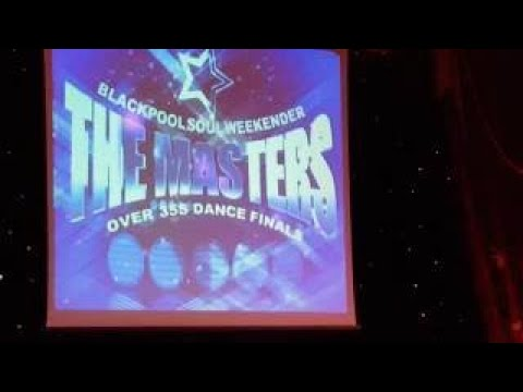Dance Competrion Blackpool Tower 2017