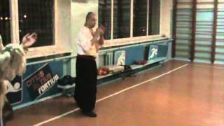 видео Як відпрацьовувати силу удару