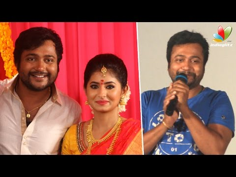 Bobby Simha and Reshmi Menon official announcement of wedding date | Press Meet