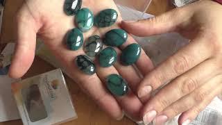 Покупка и распаковка камней из магазина для рукоделия Beebeecraft