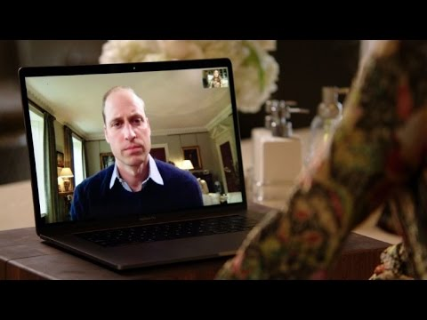 Thumbnail: Prince William, Lady Gaga highlight mental health