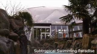 look at Centerparcs sherwood forest inc the subtropical swimming paradise during winter wonderland