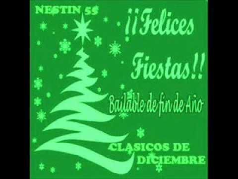CLASICOS DE DICIEMBRE 2 - Navidad * Año Nuevo - BAILABLES 70`s