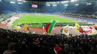Roma - Spal 3-1 Curva Sud
