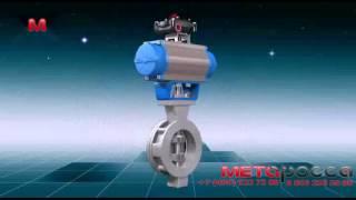 Клапан регулирующий МЕТАРОССА серии DISK(, 2012-09-13T14:30:38.000Z)