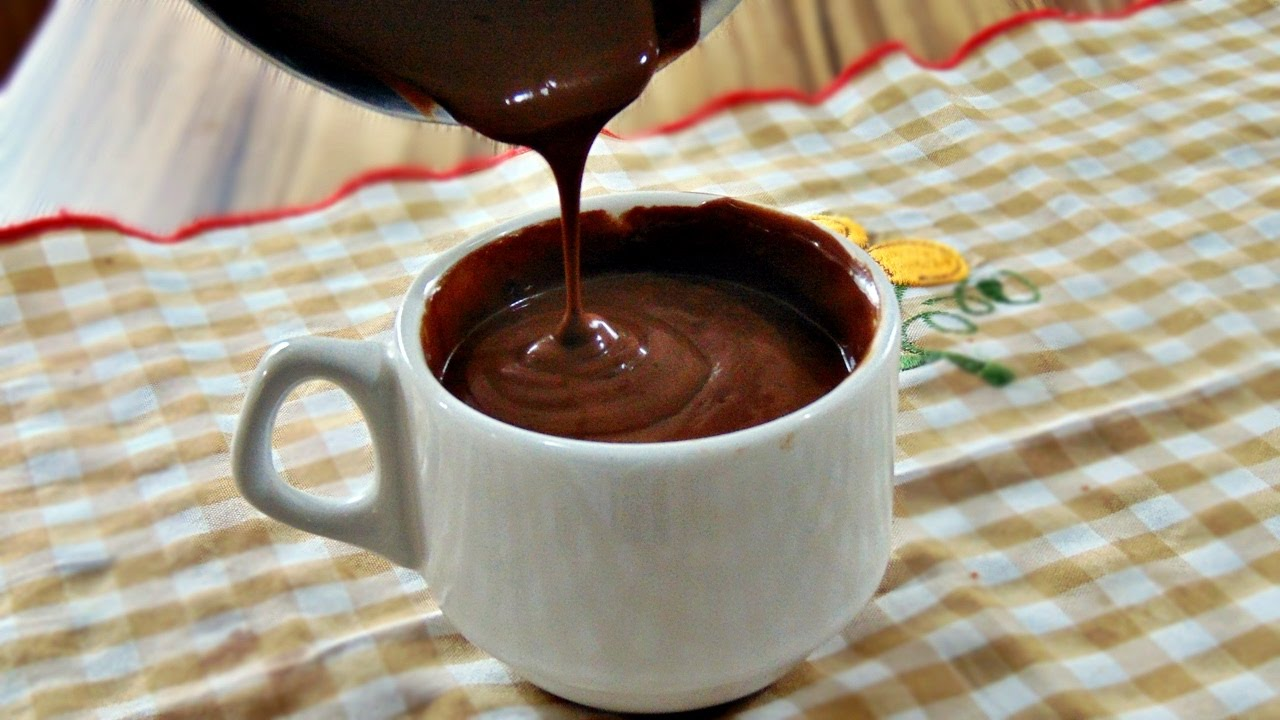 Chocolate Quente Super Cremoso Menino Prendado Youtube
