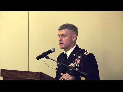 Fort Riley Retirement Ceremony April 2016