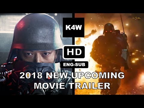New Movie Trailer (2018) Jin-Roh ( Warner Bros Pictures Official Version _ Eng-Sub ) 인랑 人狼