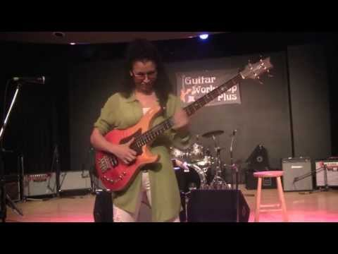 Rhonda Smith says hi from Guitar Workshop Plus
