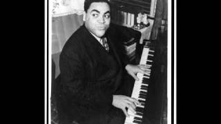Fats Waller plays Tęa for Two (piano solo, 1939)