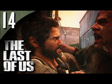 Let's Play The Last Of Us - Part 14 - The Fridge Trap. OMG