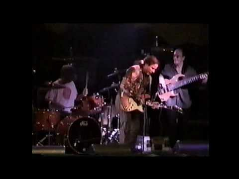 Chris Duarte Group - Live @ The Canyon Club, Dallas, TX  Feb. 2nd, 2000!  Full Show!