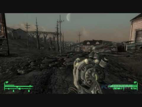 how to find scrapyard fallout 3