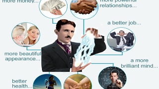 The Secrets Of The Universe & Nikola Tesla Code Energy/Frequency Vibration Attractions/THOUGHT/Money