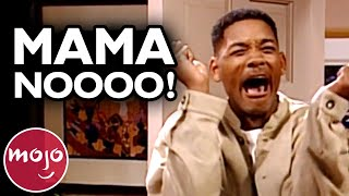 Top 10 Funniest Will Smith Moments on The Fresh Prince of BelAir