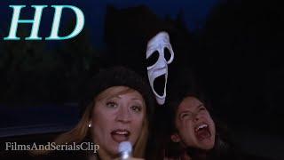 Очень страшное кино (7/12). Убийство во время репортажа. 2000 HD Фильмарезка.
