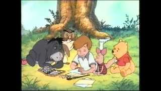 Opening to Winnie the Pooh: Helping Others 1994 VHS