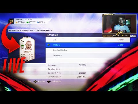 FIFA 19 LIVE 32 MIO COINS! DICKES GIVEAWAY BEI 600 LIKES!! thumbnail