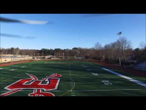 Christmas Drone Test 2016